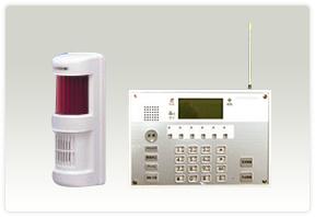 セキュリティシステムの設計・施工からアフターサービスまで責任一貫体制です。